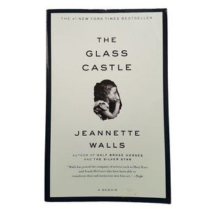 Other - The Glass Castle by Jeannette Walls PB book